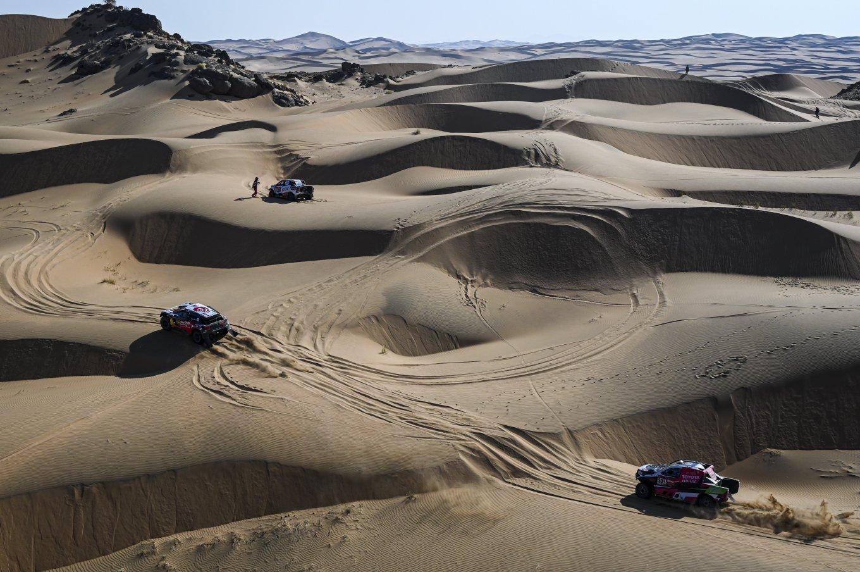 AUTO - DAKAR 2021 - SAUDI ARABIA - PART 1